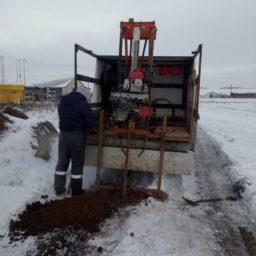 Технические условия и разрешение на строительство