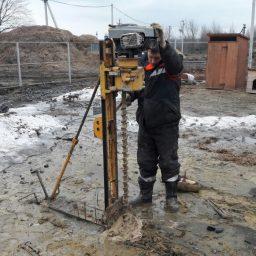 геологическое исследование грунта под фундамент цена